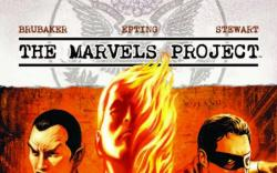 The Marvels Project #1 cover by Steve Epting