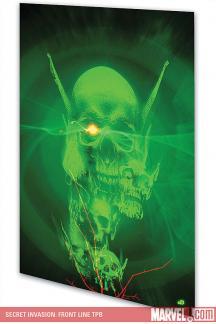 Secret Invasion: Front Line (Trade Paperback)