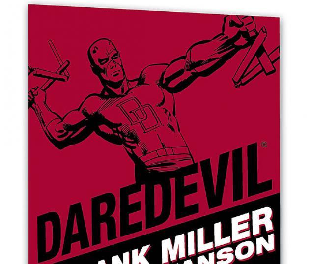 DAREDEVIL BY FRANK MILLER & KLAUS JANSON VOL. 3 #0