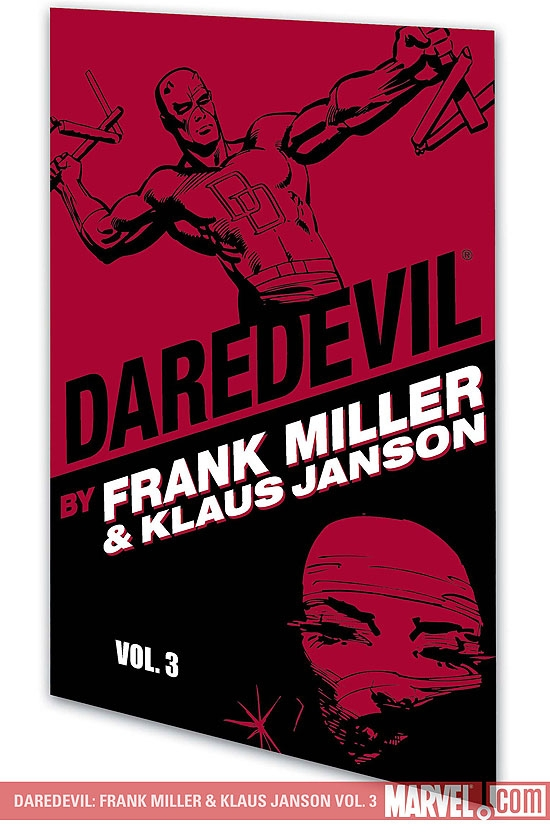 Daredevil by Frank Miller & Klaus Janson Vol. 3 (Trade Paperback)