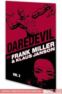 Daredevil by Frank Miller & Klaus Janson Vol. 3 (Trade Paperback)