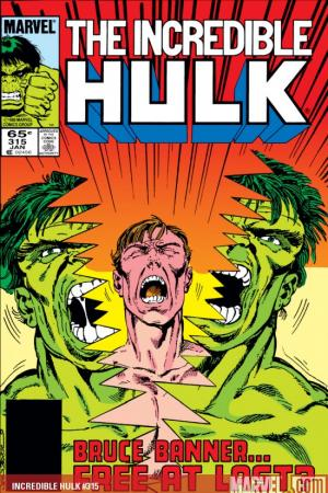 Incredible Hulk #315