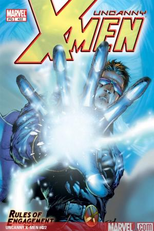 Uncanny X-Men (1963) #422