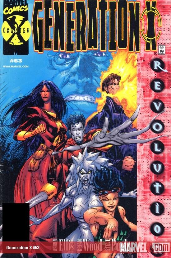 Generation X (1994) #63
