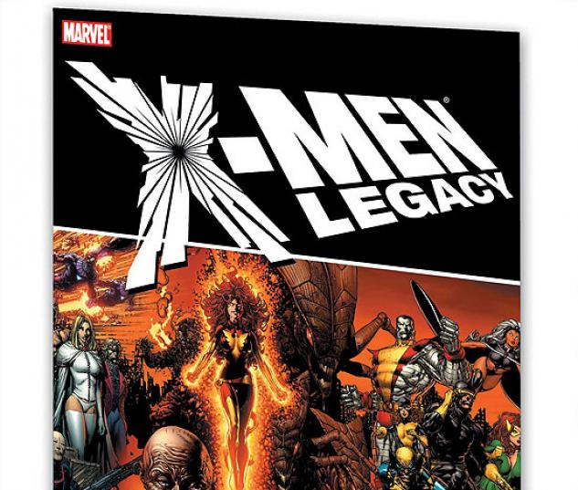 X-MEN: LEGACY - DIVIDED HE STANDS #1