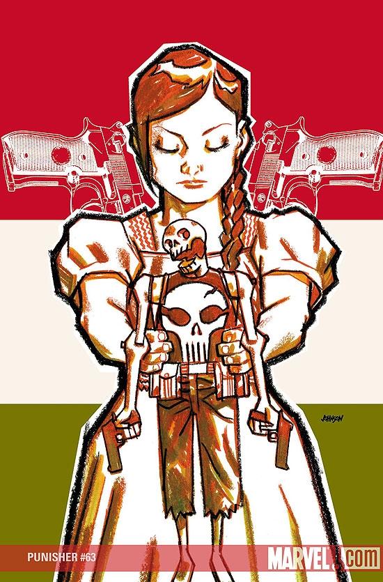 Punisher Max (2004) #63