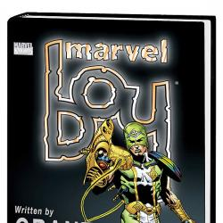 MARVEL BOY PREMIERE #0