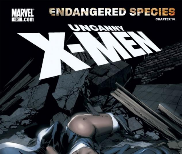 X-MEN: ENDANGERED SPECIES BACK-UP STORY #14