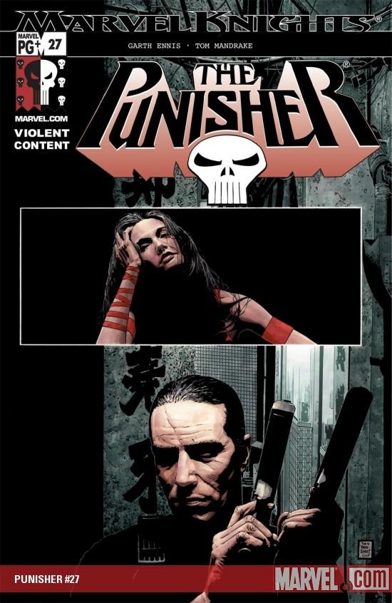 Punisher (2001) #27