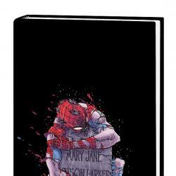 SPIDER-MAN: REIGN PREMIERE COVER