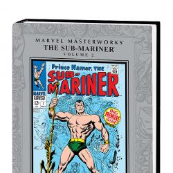 Marvel Masterworks: The Sub-Mariner Vol. 2