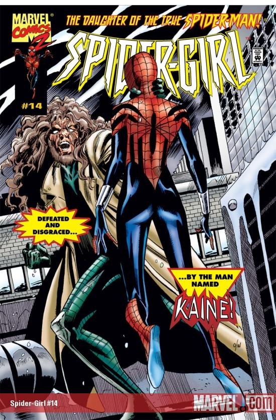 Spider-Girl (1998) #14