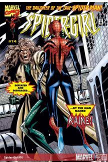 Spider-Girl #14
