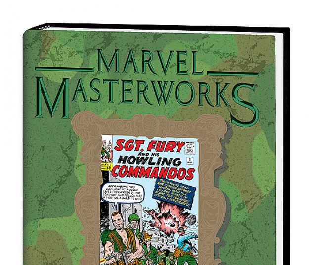 MARVEL MASTERWORKS: SGT. FURY VOL. 1 - #0