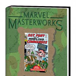 MARVEL MASTERWORKS: SGT. FURY VOL. 1 - #0