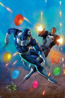 Punisher Vs. Bullseye #4