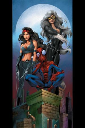 ULTIMATE SPIDER-MAN VOL. 8: CATS & KINGS TPB (2004)