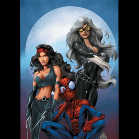 ULTIMATE SPIDER-MAN (2003) #52 COVER
