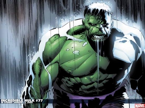 Incredible Hulk (1999) #77 Wallpaper