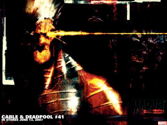Cable & Deadpool (2004) #41 Wallpaper