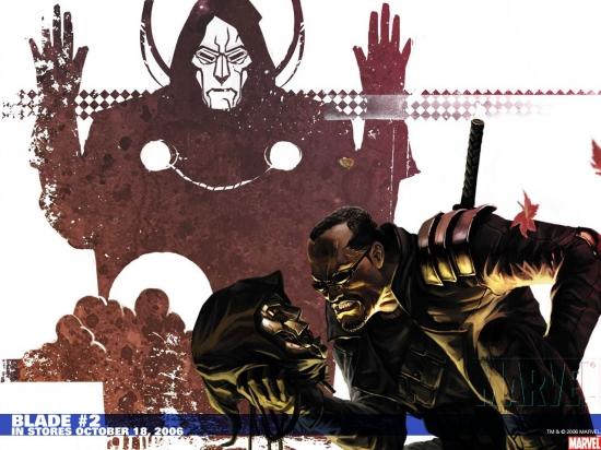 Blade (2006) #2 Wallpaper