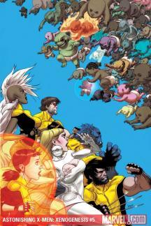 Astonishing X-Men: Xenogenesis (2010) #5