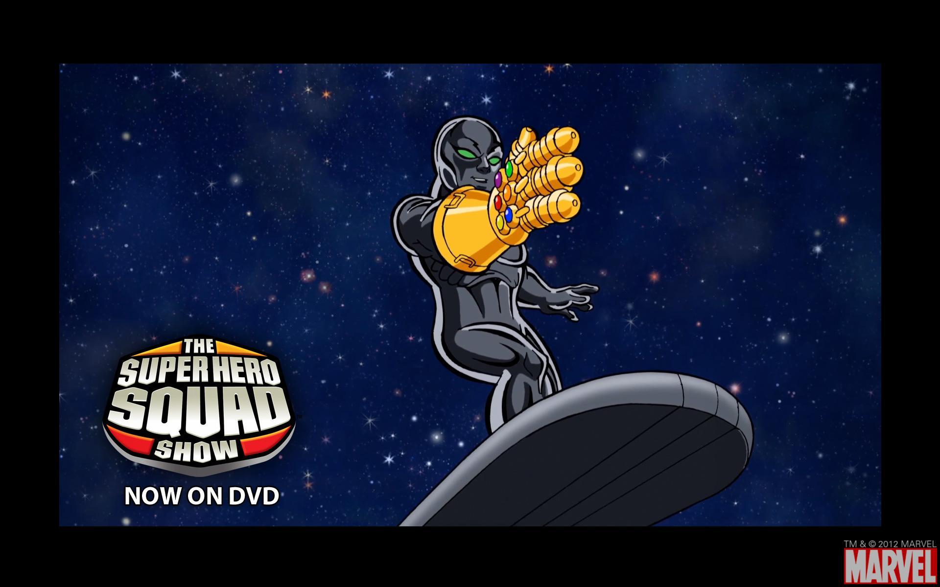 Super Hero Squad: Infinity Gauntlet Wallpaper #4
