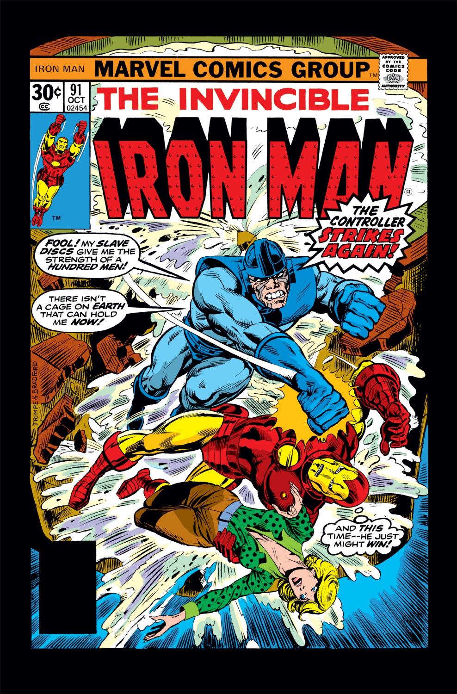 Iron Man (1968) #91