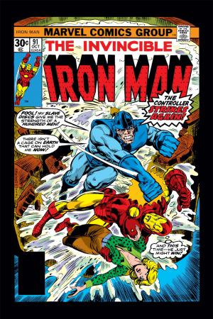 Iron Man #91