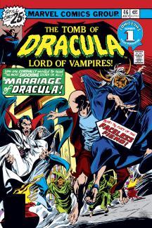 Tomb of Dracula (1972) #46