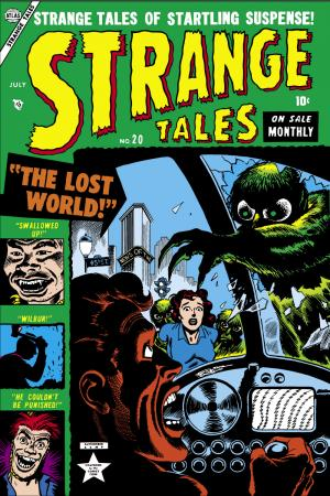 Strange Tales (1951) #20
