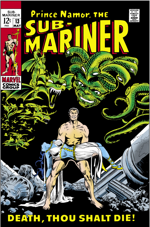 Sub-Mariner (1968) #13