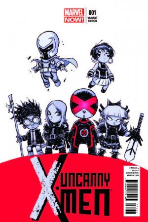 Uncanny X-Men (2013) #1 (Young Variant)