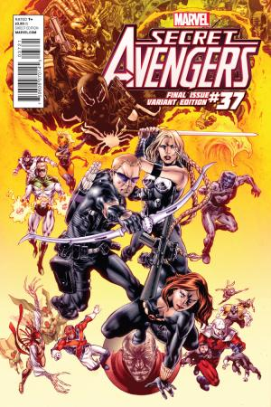 Secret Avengers #37  (Final Variant)