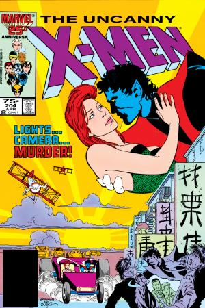 Uncanny X-Men #204