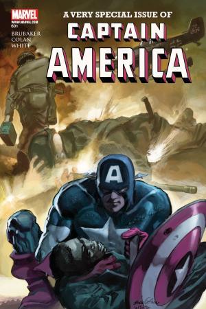 Captain America #601
