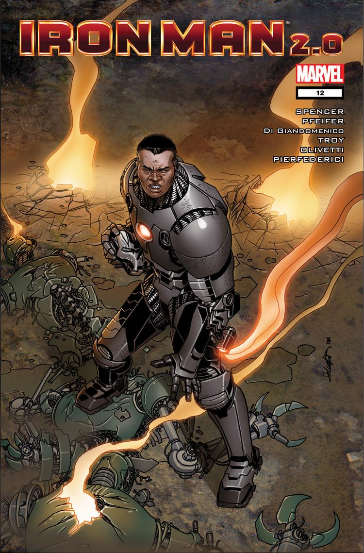 Iron Man 2.0 (2011) #12