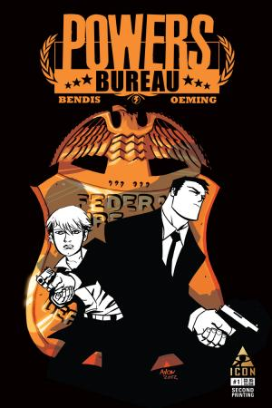 Powers: Bureau (2013) #1 (2nd Printing Variant)