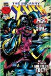 Uncanny X-Men (1963) #345 Cover