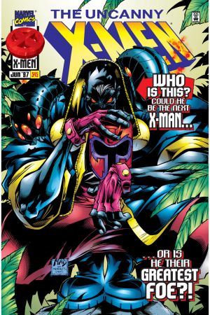 Uncanny X-Men  #345
