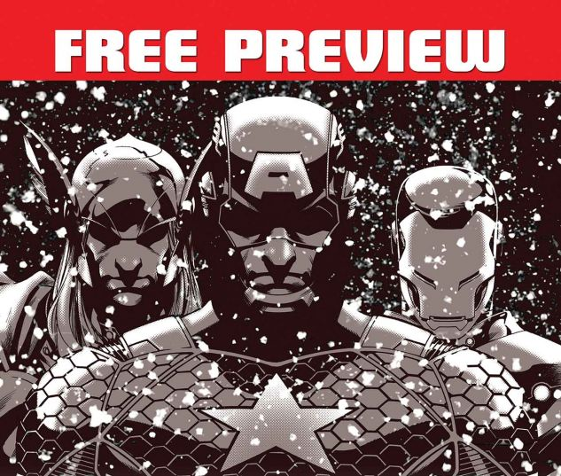 Avengers: Endless Wartime/ONCE Sampler