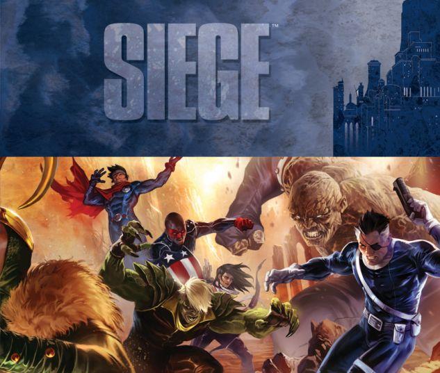 Siege: Battlefield HC