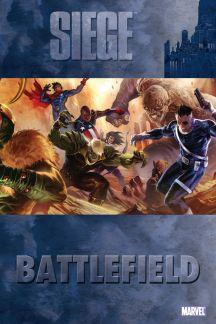 Siege: Battlefield (Hardcover)