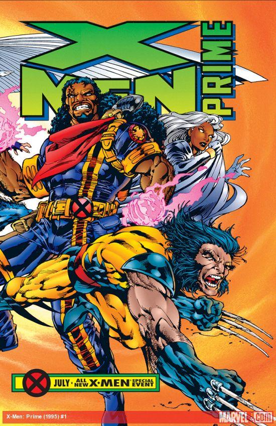 X-Men: Prime (1995) #1