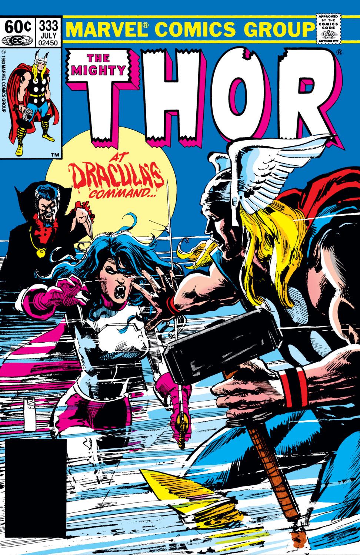 Thor (1966) #333