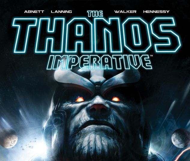 The Thanos Imperative: Ignition (2010) #1