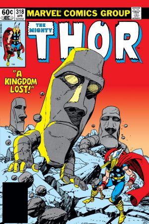 Thor (1966) #318