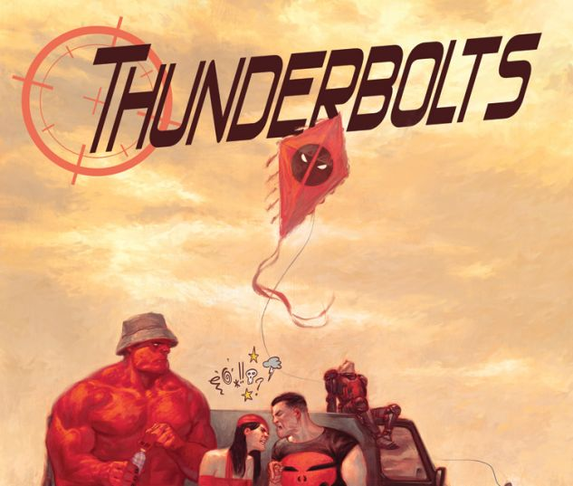THUNDERBOLTS 19