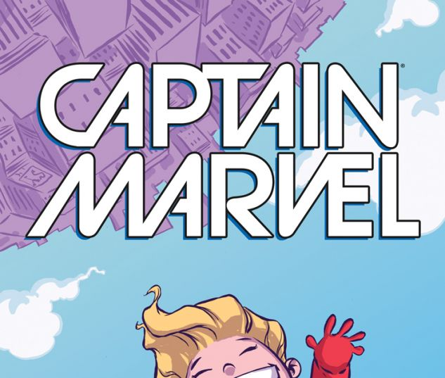 CAPTAIN MARVEL 1 YOUNG VARIANT (ANMN, WITH DIGITAL CODE)