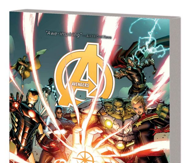 AVENGERS VOL. 2: THE LAST WHITE EVENT TPB (MARVEL NOW)